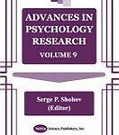 Advances in PsychResVol9